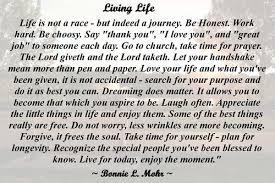 Bonnie Mohr Living Life Quote Inspiration Download Living Life Bonnie Mohr Quote Ryancowan Quotes
