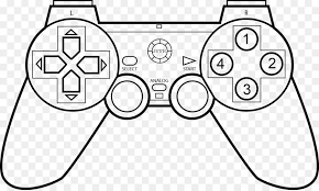 Please download these xbox coloring pages by using the download button, or right select selected image, then use save image menu. Xbox One Controller Background Clipart Game White Black Transparent Clip Art