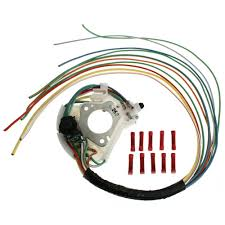 mustang turn signal switch wiring w tilt  turn signal switch wiring tilt 1967
