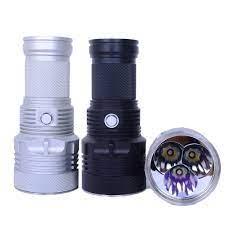 Đèn Pin Tìm Kiếm Siêu Xa Haikelite Mt09R 3X Xhp70.2 25000Lm Mode Set