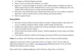 Resume Samples For Welding Jobs Best Of 14 Welder Resume Sample Job ...