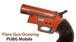 It is to be noted that the locations are completely randomized. How To Draw Flare Gun From Pubg Mobile Youtube