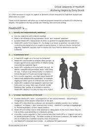 best emily bronte images emily bronte wuthering  critical viewpoints on heathcliff wuthering heights by emily bronte new interactive activities