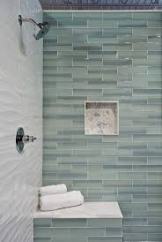 Best  Glass Tile Bathroom Ideas On Pinterest - Glass tile bathrooms