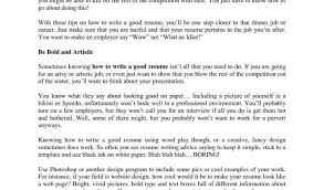Resume Templates For Retail Jobs And What Do Good Resumes Look Like