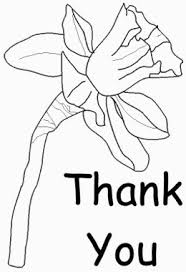 Thank You Notes For Kids Creative Ideas For Thank You Card Coloring