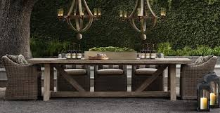 outdoor furniture restoration hardware. oh how i want this patio set by restoration hardware was in the store other day and saw it person just loved andit is on sale outdoor furniture