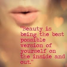 Quotes Myself Being Beautiful Best of 24 Attractive And Cool Beauty Quotes