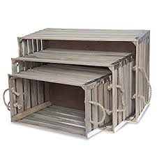 pallet crate furniture. Homemade Reclaimed Wood Pallet Crates DIY Project Crate Furniture