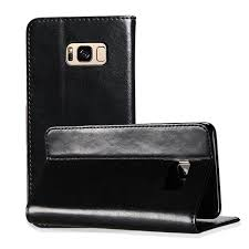 kalaideng royal ii wallet genuine leather case for samsung galaxy s8 plus g955 black