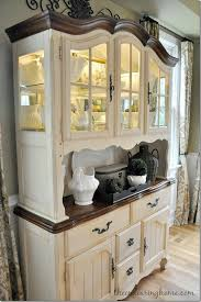 25 best ideas about painted hutch on hutch