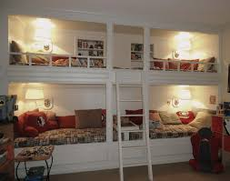 cool bunk beds built into wall. Bunk Beds Built Into Wall Plans Design Pertaining To Size 3956 X 3109 Cool