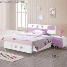 569A China simple design kids single bed furniture Manufacturer
