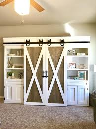 barn door media center. Barn Door Media Center N
