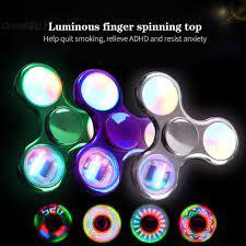 Con Quay Đồ Chơi Spinner Có Đèn LED, Giúp Giảm Stress giá cạnh tranh