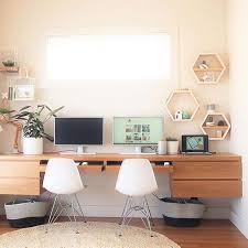 best 25 floating desk ideas on small office bureaus and long desk