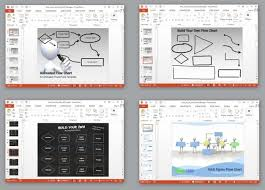 How To Create Flow Chart In Powerpoint Best Flowchart Templates For Powerpoint