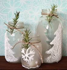 Things To Put In Jars For Decoration Glass Jar Christmas Crafts 100 Homemade Inspirations 55
