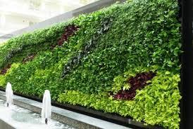 pp vertical outdoor wall garden at rs