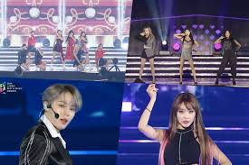 Watch Performances From Day 1 Of 2019 Soribada Best K Music