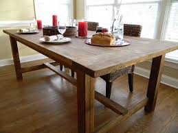 kimbrells furniture farmhouse dining table farm reclaimed wood rustic round extendable with bench kitchen f exquisite 10