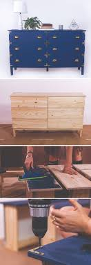 furniture hack. ikea hack update these drawers into a steampunkinspired standout piece in furniture