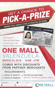Good Will Mall Id Postal Facebook To Mall News - Valenzuela Go One