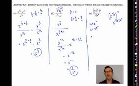 unit 8 lesson 5 more exponent practice