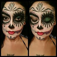 day of the dead face painting ideas 78 best day of the dead dia de los