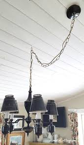 how to make a chandelier longer simple decorating tips wire chandeliers with crystals chain chandelier wiring