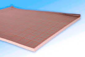 Ungedämmte fußböden sind vor allem in altbauten ein großes problem. Fussbodenheizung Tackerplatte Faltplatte 40 3 Eps Des Sm 045 4 Kn 10m Heizungsbedarf Net