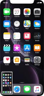Apple iPhone XR - Take screenshot | Vodafone Australia