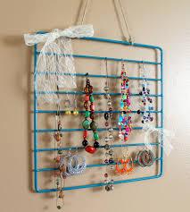 diy jewelry organization roundup