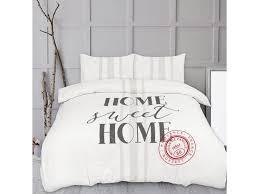 refined bedding dekbedovertrek home sweet home refined bedding dekbedovertrek home sweet home