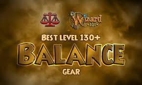 Best Balance Gear Level 130 Wizard101 Swordrolls
