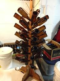 Homemade Coat Rack Tree DIY Bottle Drying Tree From Coat Rack Wine Bottles Pinterest 80
