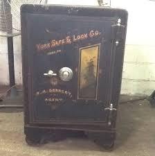 york safe. filename: 158024587_antique-safe-york-safe -lock-co-vintage-r-a-gernert-agent.jpg york safe