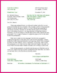 13 Business Correspondence Letter Format