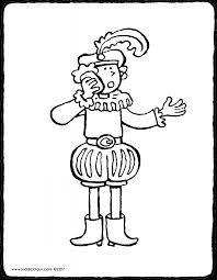 Sinterklaas Colouring Pages Pagina 4 Van 4 Kiddicolour