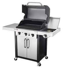 3 burner gas grill review
