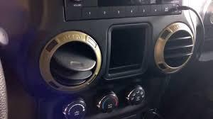 Paint Jeep wrangler interior. - YouTube