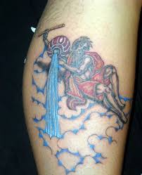 Aquarius Tetování
