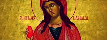 the story of mary magdalene and the first easter egg getfed the catholic company