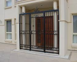 Elegant Unique Home Designs Security Doors For Safety And Security Unique Home Designs Security Door