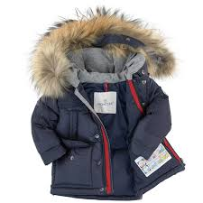 Baby down jacket - Devon Moncler for babies   Melijoe.com. «