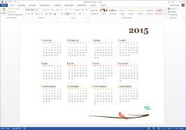 jahrskalender 2015 kalender 2015 vorlage für microsoft word it blogger net