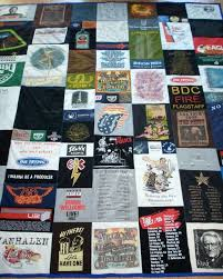 T Shirt Quilt Patterns Awesome Tshirt Quilts 48 Steps
