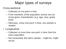presentation survey examples chapter 17 introduction to survey research surveys why a survey