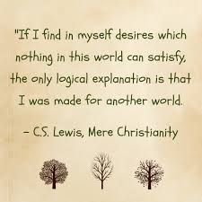 Mere Christianity Quotes Best of Mere Christianity The Starlit Forest