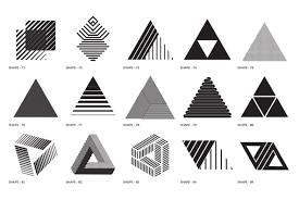 Geometric Shapes For Design 100 Geometric Shapes Part 1